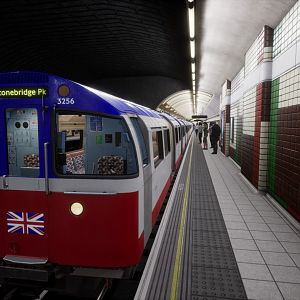 72 Stock Great Britain Livery